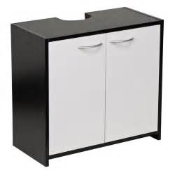 black bathroom sink cabinet chrome