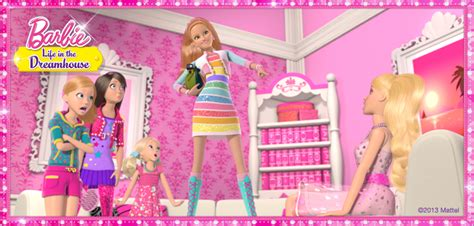 barbie doll house sawgrass barbie life in the dreamhouse