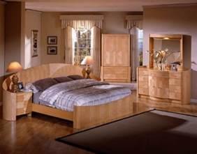 chambre a coucher en bois massif moderne mzaol