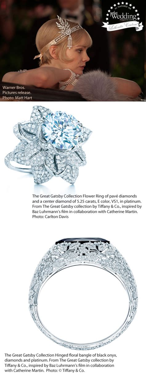 theme of gesture in the great gatsby the great gatsby collection by tiffany co in perfect