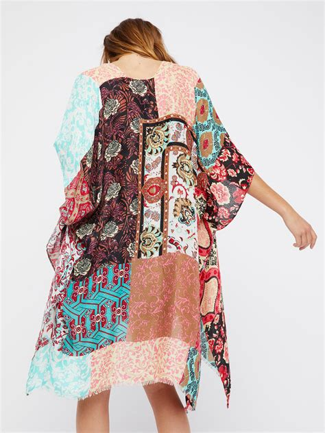 Be Inspired By Free Peoples Patchwork Laptop Bag by Free Voodoo Child Patchwork Kimono Lyst