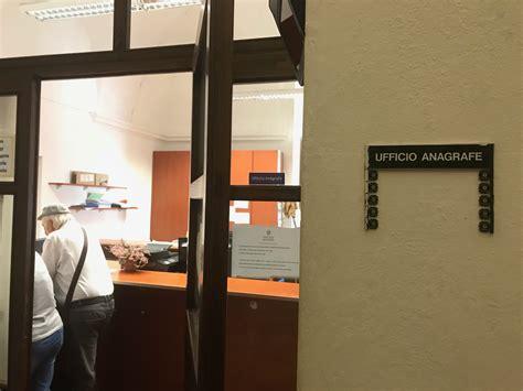 comune di ufficio stato civile citt 224 di oristano nuovi orari di apertura per anagrafe