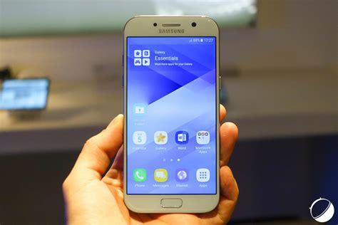 Go L0685 A3 2017 Print 3d Samsung prise en des samsung galaxy a3 et a5 2017 la mont 233 e en gamme tranquille frandroid