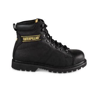 sears caterpillar boots cat footwear s silverton 6 quot steel toe work boot sears