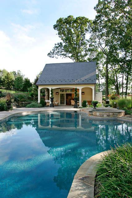 build a pool house pool cabana traditional pool philadelphia by