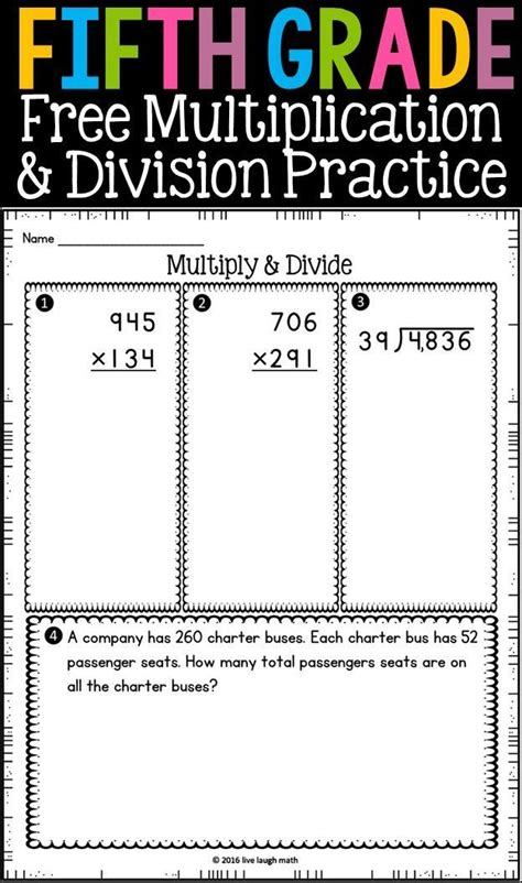printable division games 5th grade 2798 best great math ideas for elementary educators