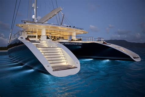 catamaran hemisphere hemisphere the world s largest luxury catamaran this
