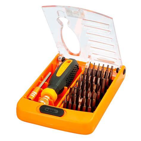 Jakemy 38 In 1 Repair Tool Kit Screwdriver Set Jm 8109 Jakemy 38 In 1 Repair Tool Kit Screwdriver Set Jm 8109 Jakartanotebook