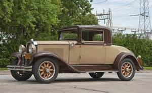 1930 Buick Marquette 1930 Buick Marquette Coupe Auctions America By Rm