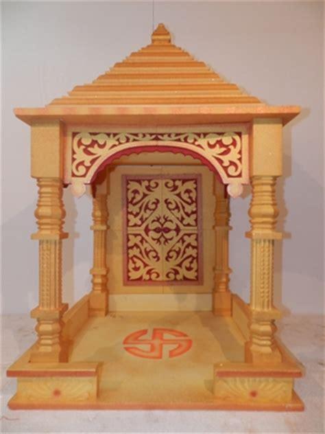 Home Ganpati Decoration Thermocol Decorations Mangal Murti Art S
