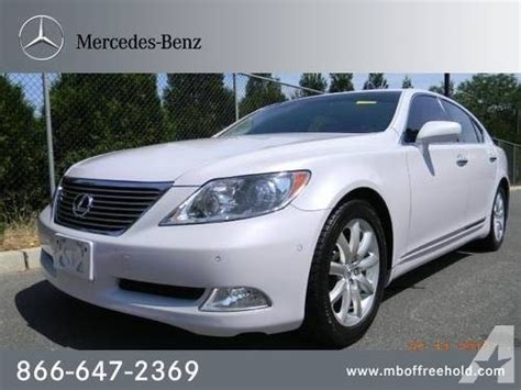 2008 lexus ls 460 sedan 4dr sdn for sale in east freehold