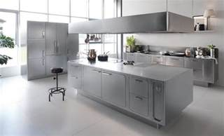 stainless steel home decor 18 beautiful stainless steel kitchen design ideas
