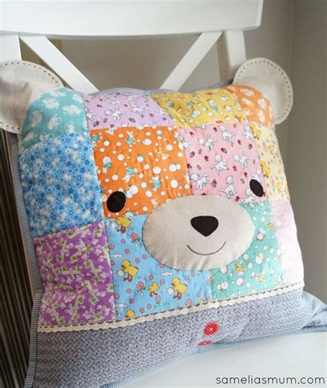 Diy Baby Pillow by A Sweet Pillow By Sameliasmum Machine And