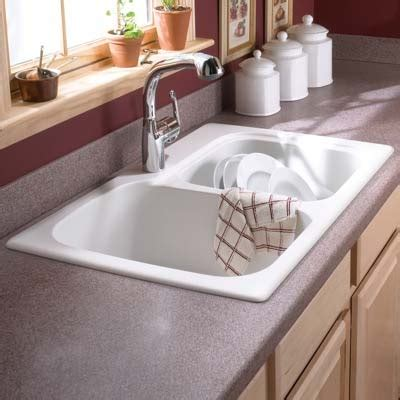 white sinks for kitchen drop in swanstone sinks