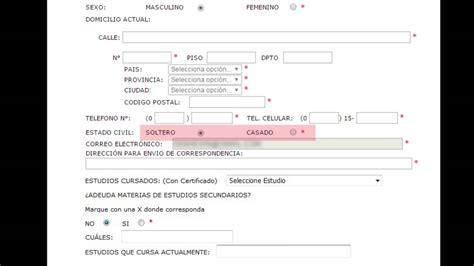 formulario de progresar 2016 saudecorpoefitnesscom formulario de progresar 2016 como completar los