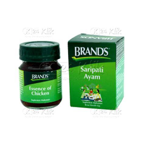 Brand Sari Pati Ayam Cordyceps jual beli brands sari pati ayam 1 5oz 42gr k24klik