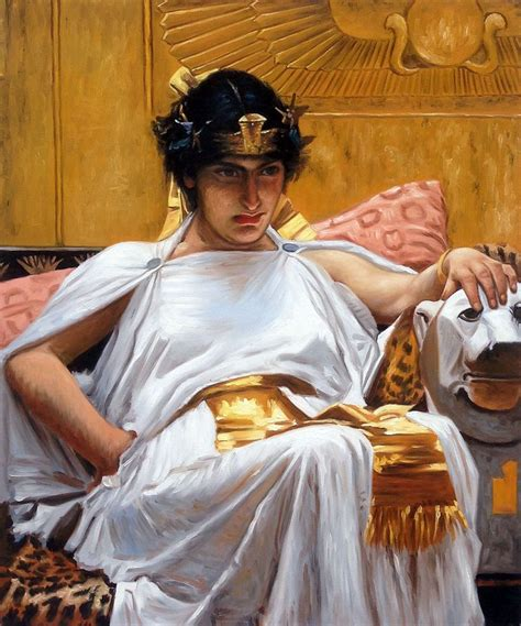 by john william waterhouse cleopatra online buy wholesale cleopatra oil painting from china