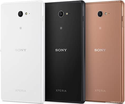 Hp Sony Xperia M2 Malaysia sony xperia m2 aqua pictures official photos