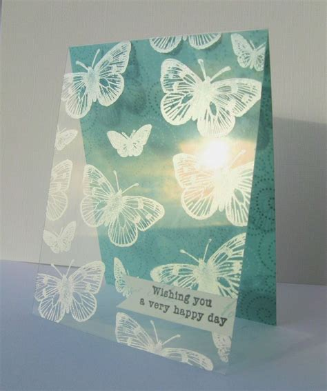 using acetate in card 140 best images about cards with acetate clear card stock