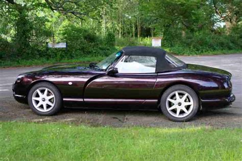 tvr ebay tvr griffith for sale ebay forgotten cobra competitor the