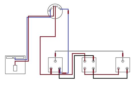 emergency switch wiring diagram get free image about