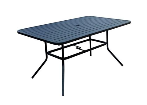 Outdoor Coffee Table With Umbrella Hole Design Roy Home Outdoor Coffee Table With Umbrella