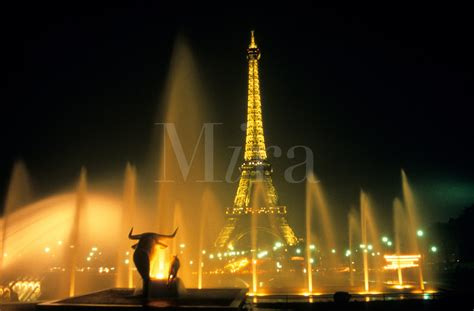paris paris france  night