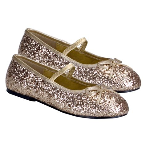 gold glitter shoes for glitter gold shoes costume craze