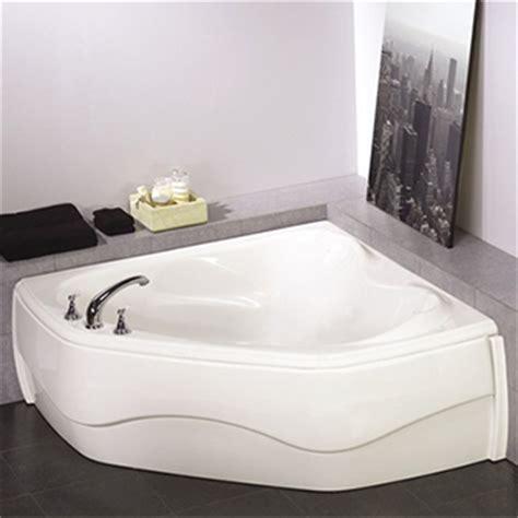 vichy 6060 corner bathtub by maax by