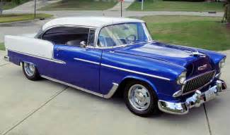 1955 chevy bel air vs 1957 ford thunderbird