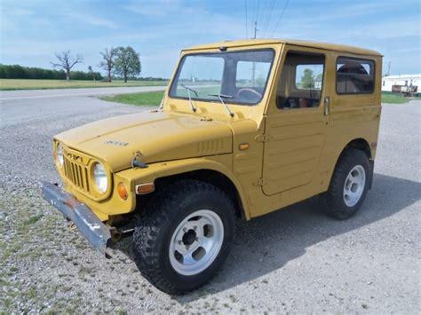 Suzuki Lj20 1972 Suzuki Lj20 4 215 4 Bring A Trailer