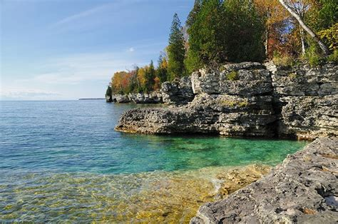 Door County Wisconsin by 15 Most Beautiful Gems In America That Are Worth Seeing