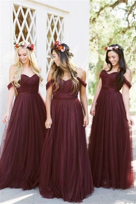 Best 25  Burgundy bridesmaid ideas on Pinterest   Burgundy
