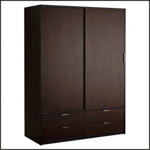 Free Standing Closet With Doors Free Standing Closet Armoire Home Design Ideas