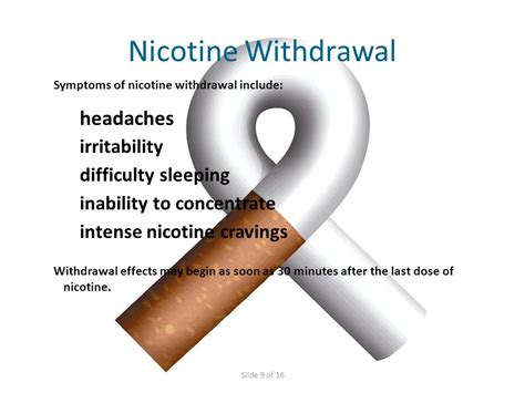 Detoxing Symptoms From Cigarettes by Nicotine Listed By Experts As Among The Most Addictive