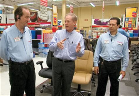 Office Depot Employee Office Depot S President On How Mystery Shopping Helped