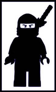 child size lego inspired lego ninjago iron on vinyl design