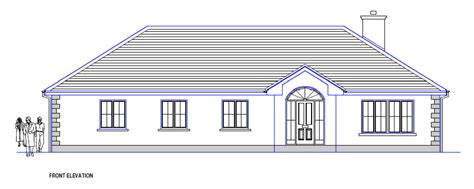 irish house plans ie house plans for bungalows in ireland