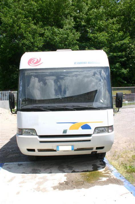 mobili usati salerno e provincia cer usato eura mobil euramobil 810c motorhome in