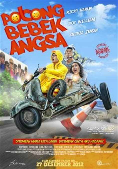 downlod film kirun dan adul sinopsis download trailer film komedi quot potong bebek angsa quot