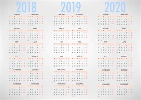 calendario     modello vettoriale semplice scaricare vettori premium