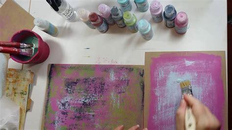 fresco mixed media mixed media paperartsy fresco paint affects seth apter