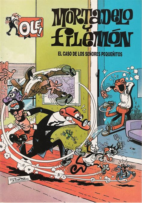 libro mortadelo y filemon la pagina no oficial de mortadelo y filemon
