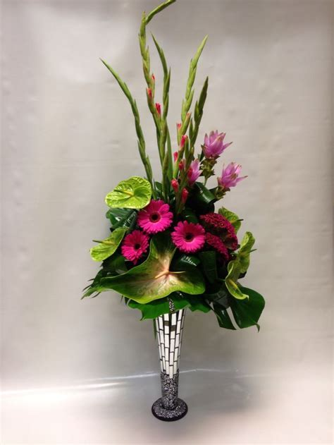 68 best Tall Flower Arrangments images on Pinterest