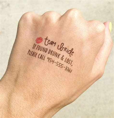 bachelorette temporary tattoos hey i found this really awesome etsy listing at https