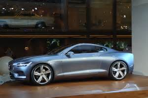 Volvo S90 Concept Volvo S90 Coupe For 2020 Auto Express