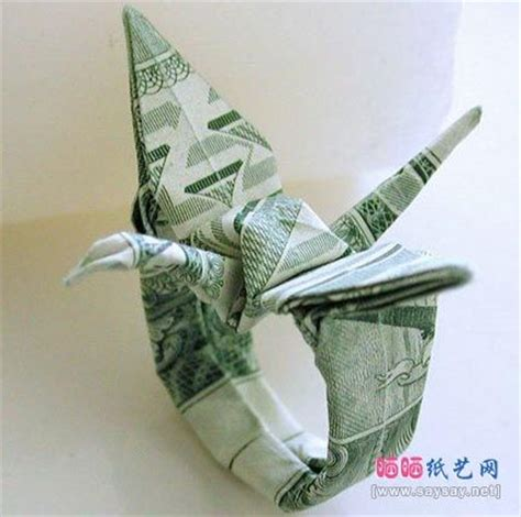 Money Origami Crane - 1000 images about origami on modular origami