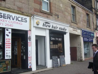 Hairdresser Glasgow Road Baillieston | property investment opportunity 77 main street