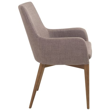 arm chair modern dining chairs clayton gray arm chair eurway