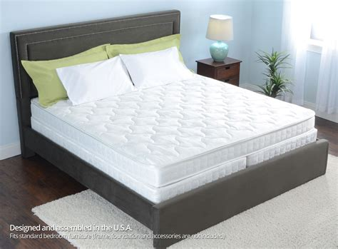sleep by number bed 8 quot personal comfort a2 bed vs sleep number bed c2 queen ebay